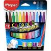 """MAPED """"Color`Peps"""" kimosható Filctoll készlet"""