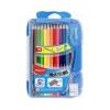 MAPED COLOR PEPS SMART BOX színes ceruza, 12 db színes ceruza, 1-1 db radír, hegyező, mini grafitceruza