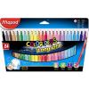 """MAPED Filctoll készlet, mosható, MAPED """"Color\´Peps"""", 24 különböző szín"""