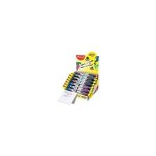 MAPED Golyóstoll display, 0,5 mm, kétvégû, MAPED Twin Tip, 4 hagyományos vagy 4 vidám szín toll