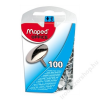 MAPED Rajzszeg, 100 db-os, MAPED, nikkel (IMA314015)