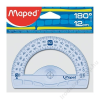 MAPED Szögmérő, műanyag, 180°, MAPED Graphic (IMA242180)