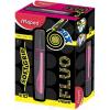MAPED Szövegkiemelő, 1-5 mm, MAPED Fluo Peps Max, rózsaszín (IMA742936)