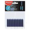 MAPED Töltőtoll patron, MAPED, kék (IMA221910)