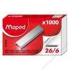 MAPED Tűzőkapocs, 26/6, MAPED (IMA324605)
