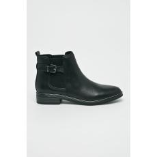 Marco Tozzi - Magasszárú cipő - fekete - 1384841-fekete
