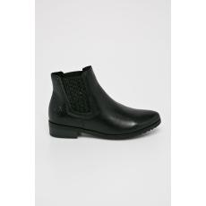 Marco Tozzi - Magasszárú cipő - fekete - 1411968-fekete