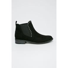 Marco Tozzi - Magasszárú cipő - fekete - 1431970-fekete