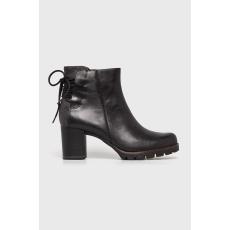 Marco Tozzi - Magasszárú cipő - fekete - 1450883-fekete