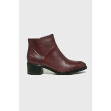 Marco Tozzi - Magasszárú cipő - gesztenyebarna - 1445073-gesztenyebarna