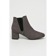 Marco Tozzi - Magasszárú cipő - szürke - 1345345-szürke