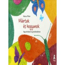 Marcus Pfister Miértek és hogyanok gyermek- és ifjúsági könyv