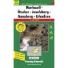Mariazell-Ötscher-Josefsberg-Annaberg-Erlaufsee turistatérkép - f&b WK 5031