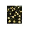 Markslojd Markslöjd 702938 - karácsonyi dekor BOLL LED/0,8W/3xAA 190cm