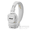 Marshall Major II, Bluetooth fejhallgató, fehér