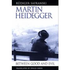 Martin Heidegger – Rüdiger Safranski idegen nyelvű könyv