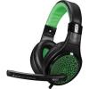 Marvo H8323 gaming fejhallgató, Zöld (MARVO_H8323GN)
