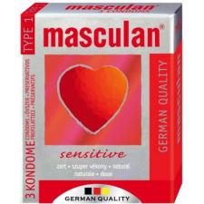 Masculan Sensitive óvszer