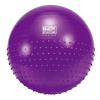 Masszázs gimnasztikai labda, 75 cm BODY