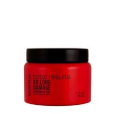 Matrix Total Results So Long Damage hajpakolás károsodott hajra, 150 ml hajregeneráló