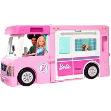 Mattel Barbie Álmok karavánja 3 az 1-ben barbie baba