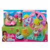 Mattel Barbie Chelsea vidámpark játékszett