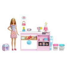 Mattel Barbie: Cukrászműhely barbie baba