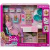 Mattel Barbie feltöltődés - Szépségszalon játékszett