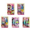 Mattel Barbie karrier játékszettek