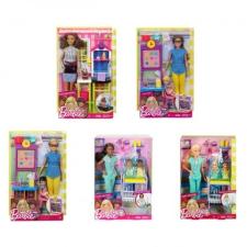 Mattel Barbie karrier játékszettek barbie baba