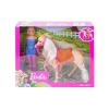 Mattel Barbie: lovas szett babával