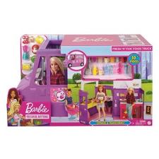 Mattel Barbie mobil étterem barbie baba