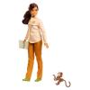Mattel Barbie National Geographic: vadvilági természetvédő baba