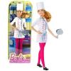 Mattel Barbie szakács GHB22