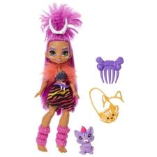 Mattel Cave Club: Roaralai és az őscicás móka játékszett baba