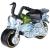 Mattel Hot Wheels: Honda Monkey Z50 motor