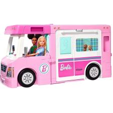 Mattel Mattel Barbie Álomlakókocsi 3 az 1-ben barbie baba