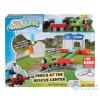 Mattel Thomas És Barátai Adventures: Percy A Mentőközpontnál (Mattel, FBC57)
