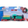 Mattel Thomas és Barátai Trackmaster - Gina fém mozdony rakománnyal