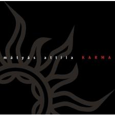 Mátyás Attila MÁTYÁS ATTILA - KARMA - CD - egyéb zene