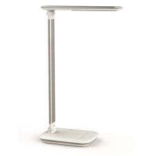 """Maul Asztali lámpa, LED, szabályozható, USB,  """"Jazzy"""", fehér irodabútor"""