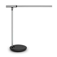 """Maul Asztali lámpa, LED, szabályozható, USB,  """"Rubia colour vario"""", szürke világítás"""