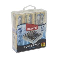 Maxell Ceruza elem  1,5V ? AA ? LR6 power pack 24 db/csomag (Ceruza elem) műhely lámpa