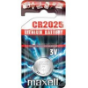Maxell Gombelem CR2025 (11239200)