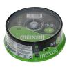 Maxell ÍRHATÓ DVD+R MAXELL 4,7GB 25DB/HENGER