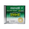 Maxell Írható dvd+r maxell 4,7gb normal tok