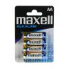 Maxell LR6*4 alkáli ceruza elem