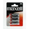 Maxell R6*4 féltartós ceruza elem