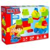 Maxi Blocks 39 darabos nagy építőkocka készlet dobozban