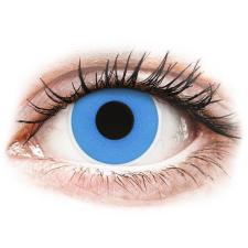 MaxVue Vision ColourVUE Crazy Lens - Sky Blue - dioptria nélkül (2 db lencse) kontaktlencse